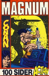 Cover Thumbnail for Magnum (Gevion, 1986 series) #10/1987