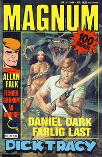 Cover Thumbnail for Magnum (Bladkompaniet / Schibsted, 1988 series) #3/1988