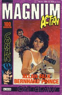 Cover Thumbnail for Magnum (Bladkompaniet / Schibsted, 1988 series) #6/1988