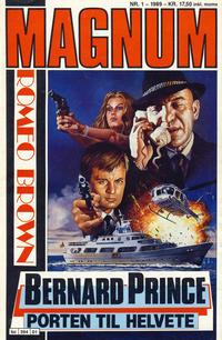Cover Thumbnail for Magnum (Bladkompaniet / Schibsted, 1988 series) #1/1989