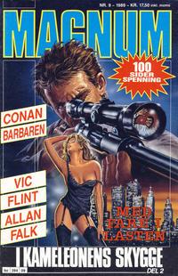 Cover Thumbnail for Magnum (Bladkompaniet, 1988 series) #9/1989