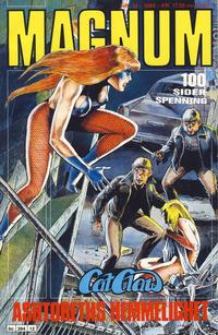 Cover Thumbnail for Magnum (Bladkompaniet / Schibsted, 1988 series) #12/1989
