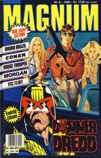 Cover Thumbnail for Magnum (Bladkompaniet / Schibsted, 1988 series) #8/1990