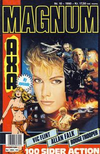 Cover Thumbnail for Magnum (Bladkompaniet / Schibsted, 1988 series) #10/1990