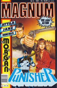 Cover Thumbnail for Magnum (Bladkompaniet / Schibsted, 1988 series) #6/1991