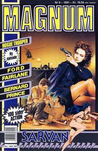 Cover Thumbnail for Magnum (Bladkompaniet, 1988 series) #9/1991