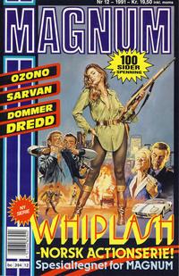 Cover Thumbnail for Magnum (Bladkompaniet / Schibsted, 1988 series) #12/1991
