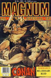 Cover Thumbnail for Magnum Spesial (Bladkompaniet / Schibsted, 1988 series) #10/1991