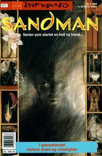 Cover Thumbnail for Magnum presenterer (Bladkompaniet, 1995 series) #3/1995