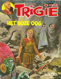 Cover Thumbnail for Trigië (Oberon, 1977 series) #8 - Het boze oog
