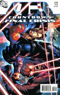 Cover Thumbnail for Countdown (DC, 2007 series) #3