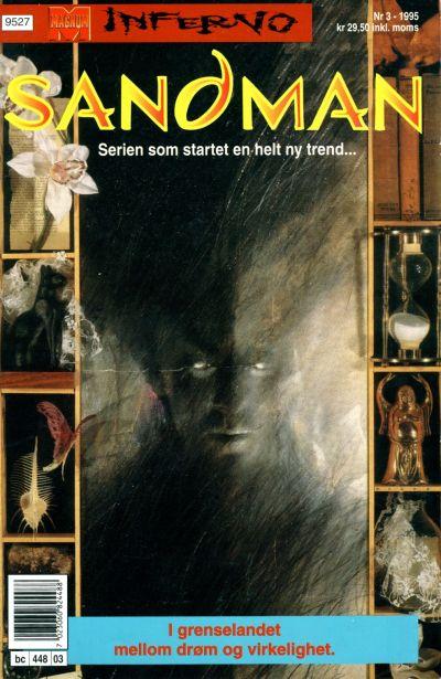 Cover for Magnum presenterer (Bladkompaniet / Schibsted, 1995 series) #3/1995