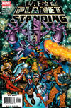 Cover for Last Planet Standing (Marvel, 2006 series) #1