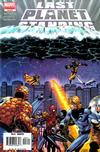 Cover for Last Planet Standing (Marvel, 2006 series) #3
