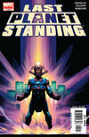 Cover for Last Planet Standing (Marvel, 2006 series) #5
