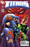 Cover for Titans (DC, 2008 series) #2