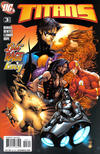 Cover for Titans (DC, 2008 series) #3