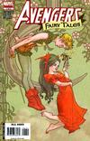 Cover for Avengers Fairy Tales (Marvel, 2008 series) #1