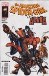Cover Thumbnail for Amazing Spider-Girl (2006 series) #19