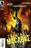 Cover for Criminal Macabre: A Cal McDonald Mystery (Dark Horse, 2003 series) #3