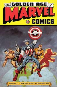 Cover Thumbnail for Golden Age of Marvel (Marvel, 1997 series) #2