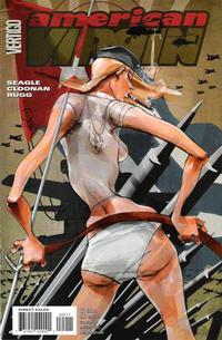 Cover Thumbnail for American Virgin (DC, 2006 series) #22