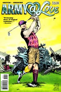 Cover Thumbnail for Army@Love (DC, 2007 series) #10