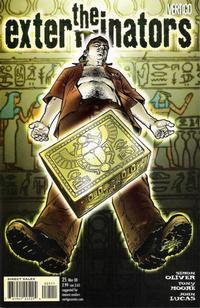 Cover Thumbnail for The Exterminators (DC, 2006 series) #25