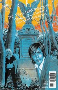 Cover Thumbnail for The Vinyl Underground (DC, 2007 series) #6