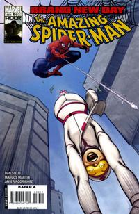 Cover Thumbnail for The Amazing Spider-Man (Marvel, 1999 series) #559