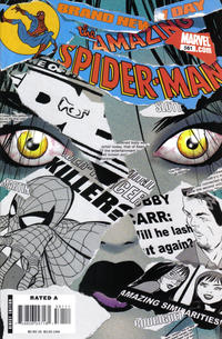 Cover Thumbnail for The Amazing Spider-Man (Marvel, 1999 series) #561