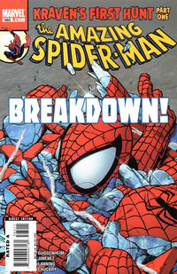 Cover Thumbnail for The Amazing Spider-Man (Marvel, 1999 series) #565