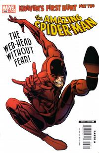 Cover Thumbnail for The Amazing Spider-Man (Marvel, 1999 series) #566