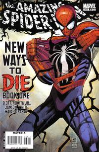 Cover Thumbnail for The Amazing Spider-Man (Marvel, 1999 series) #568