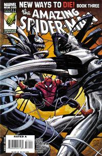 Cover Thumbnail for The Amazing Spider-Man (Marvel, 1999 series) #570