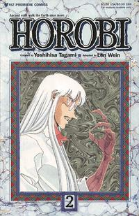 Cover Thumbnail for Horobi (Viz, 1990 series) #2