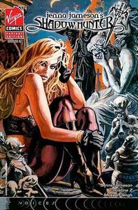 Cover Thumbnail for Shadow Hunter (Virgin, 2007 series) #2 [Dan Brereton Cover]