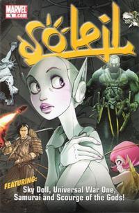 Cover Thumbnail for Soleil Sampler (Marvel, 2008 series) #1