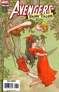 Cover Thumbnail for Avengers Fairy Tales (Marvel, 2008 series) #1
