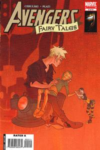 Cover Thumbnail for Avengers Fairy Tales (Marvel, 2008 series) #2