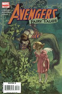 Cover Thumbnail for Avengers Fairy Tales (Marvel, 2008 series) #3