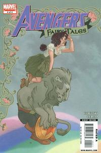 Cover Thumbnail for Avengers Fairy Tales (Marvel, 2008 series) #4