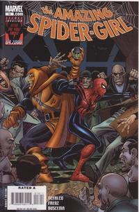Cover Thumbnail for Amazing Spider-Girl (Marvel, 2006 series) #18