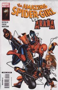 Cover Thumbnail for Amazing Spider-Girl (Marvel, 2006 series) #19