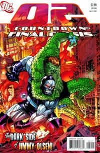 Cover Thumbnail for Countdown (DC, 2007 series) #2