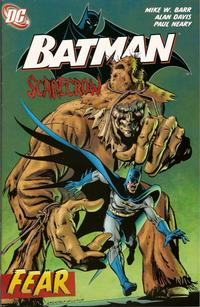 Cover Thumbnail for Batman / Scarecrow: Fear (DC, 2006 series)