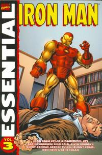 Cover Thumbnail for Essential Iron Man (Marvel, 2000 series) #3 [First Printing]