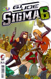 Cover for G.I. Joe: Sigma 6 (Devil's Due Publishing, 2005 series) #4