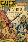 Cover for Classics Illustrated (Gilberton, 1947 series) #36 [O] - Typee