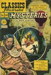 Cover for Classics Illustrated (Gilberton, 1947 series) #40 [O] - Mysteries